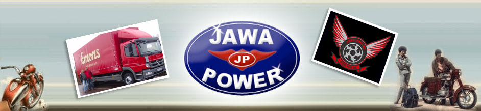 Jawa Power Header